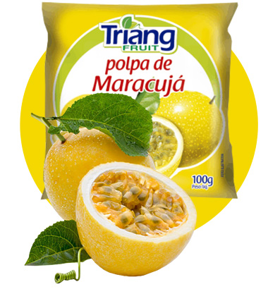 Polpa de Fruta de Maracujá