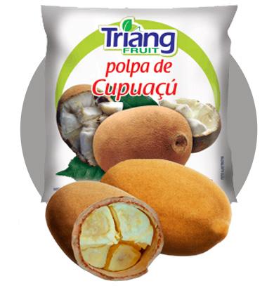 Polpa de Fruta de Cupuaçu