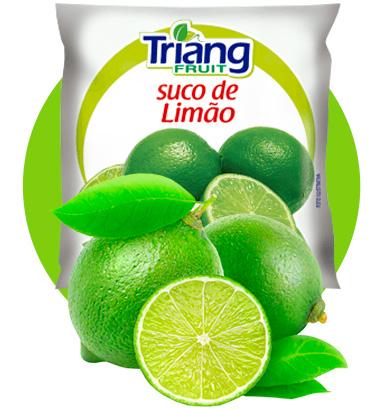 Polpa de Fruta de Limão