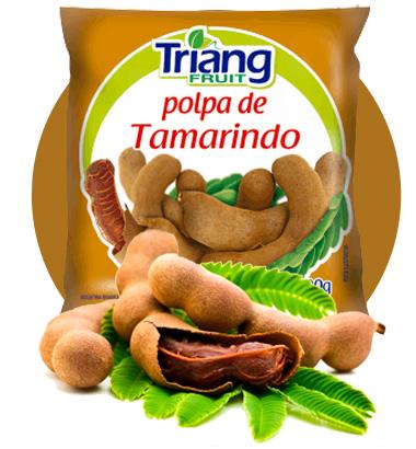 Polpa de Fruta de Tamarindo