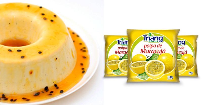Triang Fruit com você em todos os momentos